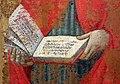 Sano di pietro (e maestro dell'osservanza), ss. antonio abate e girolamo, 1450-60 circa, 02.JPG