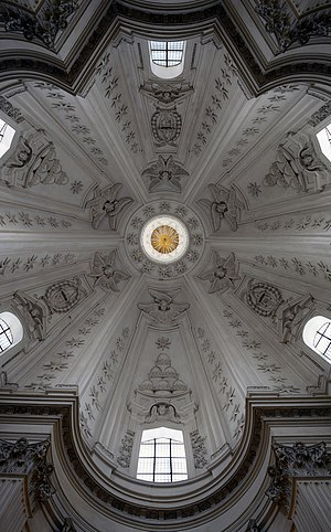 Sant'Ivo alla Sapienza (Rome) , Dome