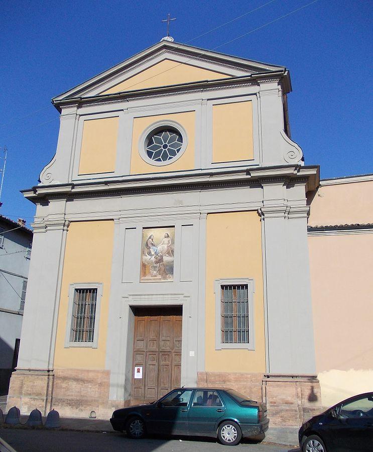 Santa Caterina d'Alessandria, Parma
