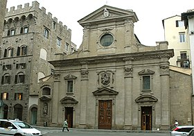 Image illustrative de l'article Basilique Santa Trinita (Florence)