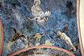 Santa cecilia, resti di affreschi della scuola dell'aspertini, redentore e angeli 02.JPG