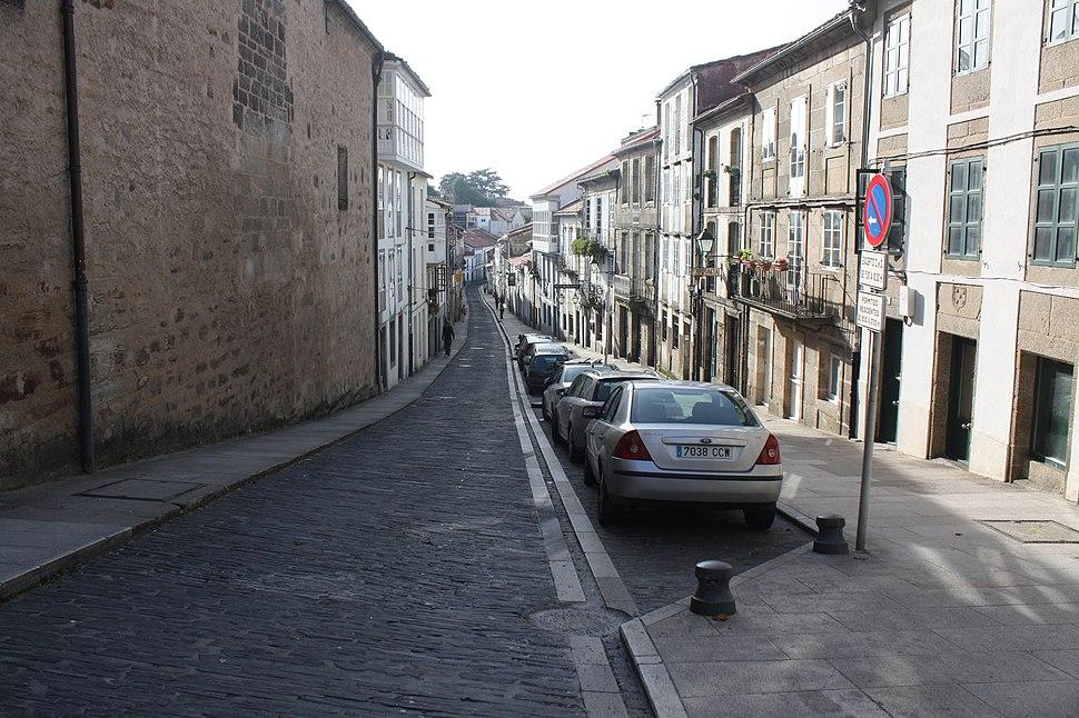 Santiago 15-20a rúa de Hortas