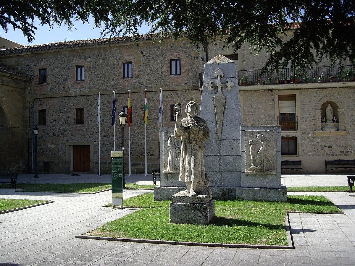 Santo domingo de la calzada wikipedia la enciclopedia libre - Casa rural santo domingo dela calzada ...