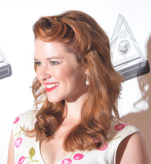 Perfect Storm (Grey's Anatomy) - Sarah Drew received praise for her performance as April Kepner.