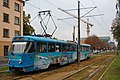 Sarajevo Tram-263 Line-3 2011-10-23 (2).jpg