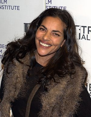 Sarita Choudhury - Choudhury at the 2010 Tribeca Film Festival