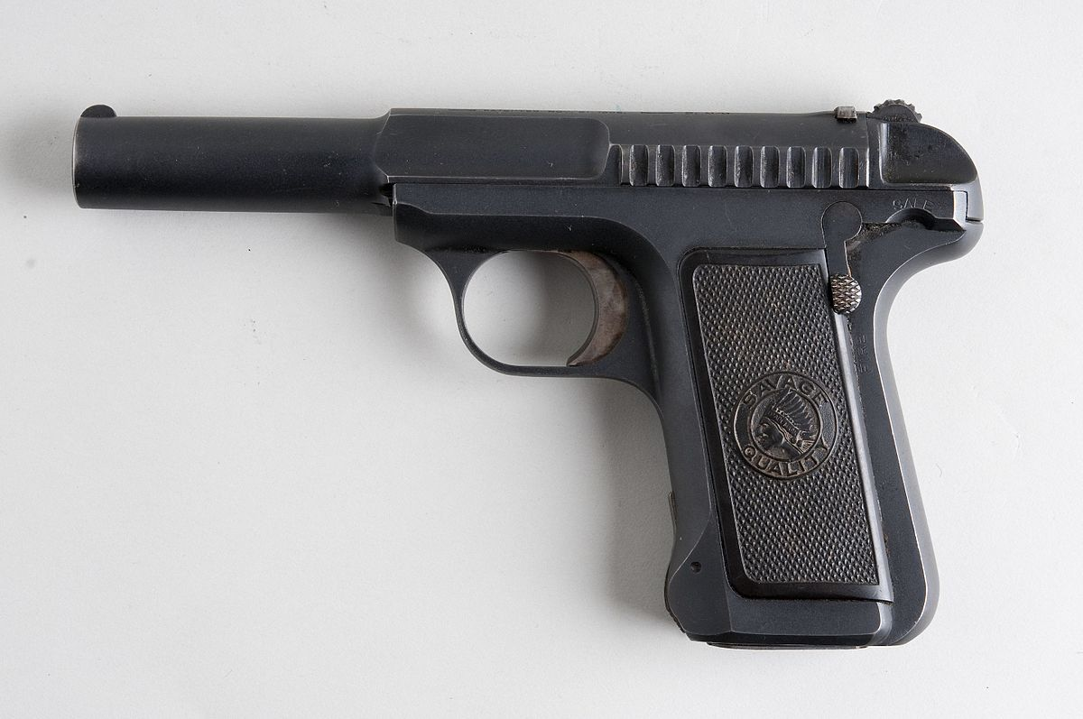 1911 Pistol Schematic Creative Commons Wiring Diagram Services Also With Colt Exploded Parts Savage Model 1907 Wikipedia Rh En Org View Kimber