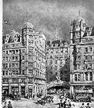 Thomas Edward Collcutt - Image: Savoyhotel 1