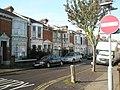 Scaffolding on house in Darlington Road - geograph.org.uk - 1020516.jpg
