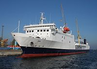 Scandlines Fährschiff Urd (IMO 7826855) in Rostock (01-2).jpg
