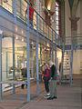 Schiffahrtsmuseum Wörth Innenansicht.jpg