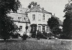Schloss Reckahn in Brandenburg (Quelle: Wikimedia)