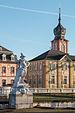 Schloss Bruchsal-Kavalierbau-Kirchturm.jpg