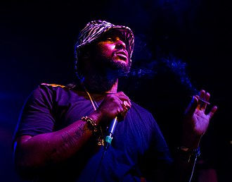 Schoolboy Q - ScHoolboy Q in July 2012