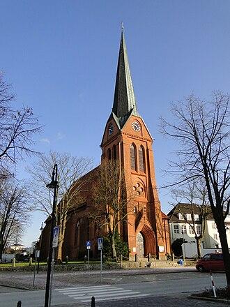 Schwarzenbek - Church of Saint Francis