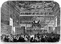 Scrutiny of Votes at the Doge's Palace, Venice, for the Annexation of Venice to Kingdom of Italy - ILN 1866.jpg