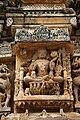 Sculpture of Surya, Neelkanth temple, Alwar district, Rajasthan, India.jpg