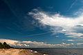 Seabord of Gulf of Finland View of Sestroreck Primorskoye shosse, 394, Repino, gorod Sankt-Peterburg, Russia.jpg