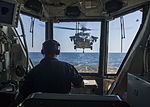 Seahawk takes off from USS Truxtun 140929-N-EI510-029.jpg