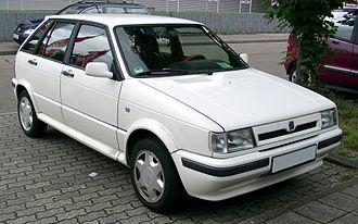 SEAT Ibiza - SEAT Ibiza Mk1 facelift