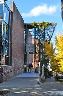 Capitol Hill Branch Library branch library in Seattle