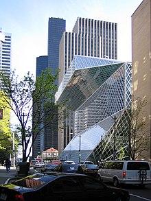 Seattle Public Library - Wikipedia