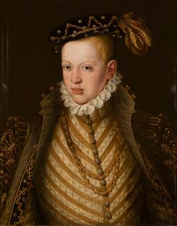 Sebastian of Portugal King of Portugal