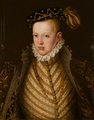 Sebastian, King of Portugal (c. 1565) - attributed to Cristóvão de Morais.png
