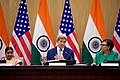 Secretary Kerry Addresses Reporters During a News Conference at the Jawarhalal Nehru Bhawan in New Delhi (29231177472).jpg