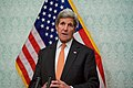 Secretary Kerry Delivers Remarks With Afghan President Ghani (26265234631).jpg