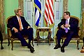 Secretary Kerry Meets With Cuban Foreign Minister Rodriguez in Havana (25936501506).jpg