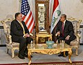 Secretary Pompeo Meets Iraqi Foreign Minister Hakim (45761566115).jpg