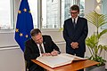Secretary Pompeo Meets With European Parliament President Sassoli (48670298267).jpg