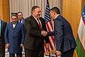 Secretary Pompeo Meets with Uzbekistan Religious Leaders (49480993477).jpg