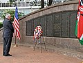 Secretary Tillerson Honors Those Lives Lost and Injured in the 1998 Terrorist Bombing at the U.S. Embassy in Kenya (40039201224).jpg
