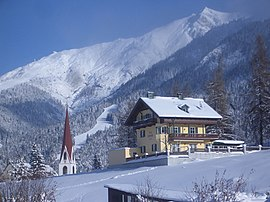 Seefeld in Tirol by wintertime