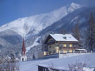 Seefeld in Tirol - Seefeld in Tirol by wintertime