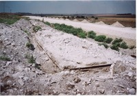 Remains of Sajad Railway platform.