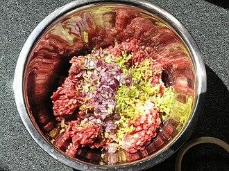 Meatloaf - Image: Sekaná 002
