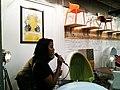 Selam performing at Visual Collaborative ENCORE.jpg