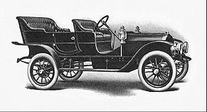Selden Motor Vehicle Company - Selden Model 25
