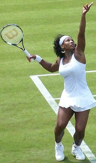 2008 WTA Tour Championships - Serena Williams won her third US Open title.