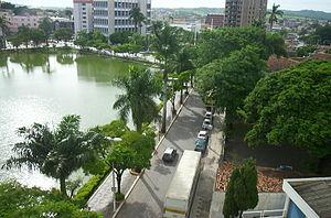 Sete Lagoas - Image: Sete lagoas lagoa paulino 01