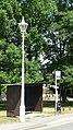 Sevenoaks The Vine bus stop.JPG