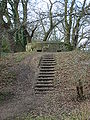 Shalford NT World War II pillbox 1.JPG