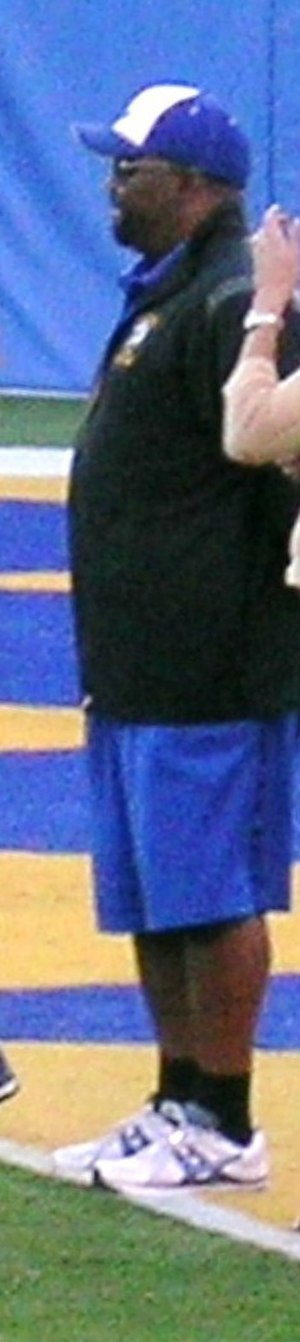 Sheldon Canley - Canley in 2010.