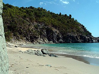 Saint Barthélemy - Shell Beach (Anse De Grand Galet).