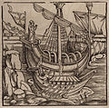 Ships of the Knights Hospitaller of Rhodes - Johannes Adelphus - 1513.jpg