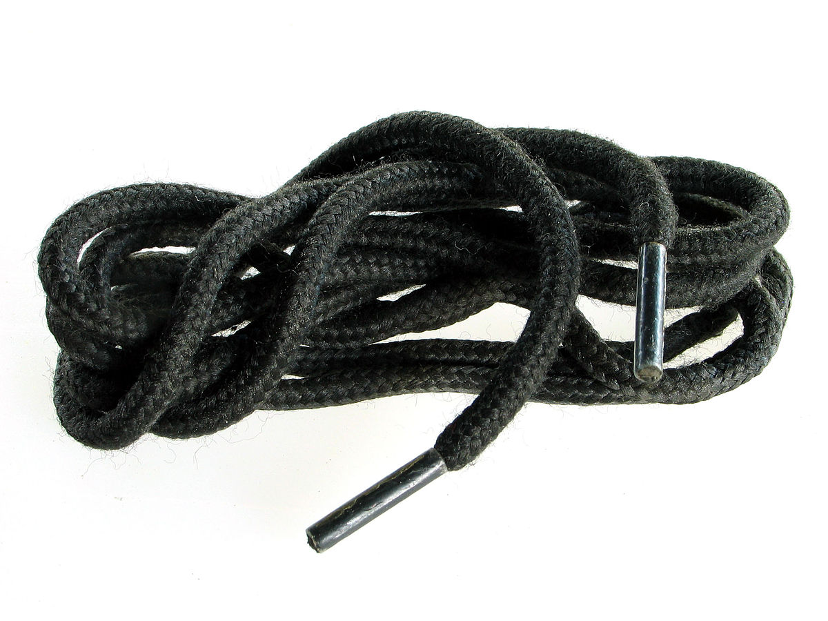 Shoestring Lengt For Size  Shoe