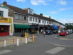 Shops on Wrotham Road, Meopham - geograph.org.uk - 920813.jpg